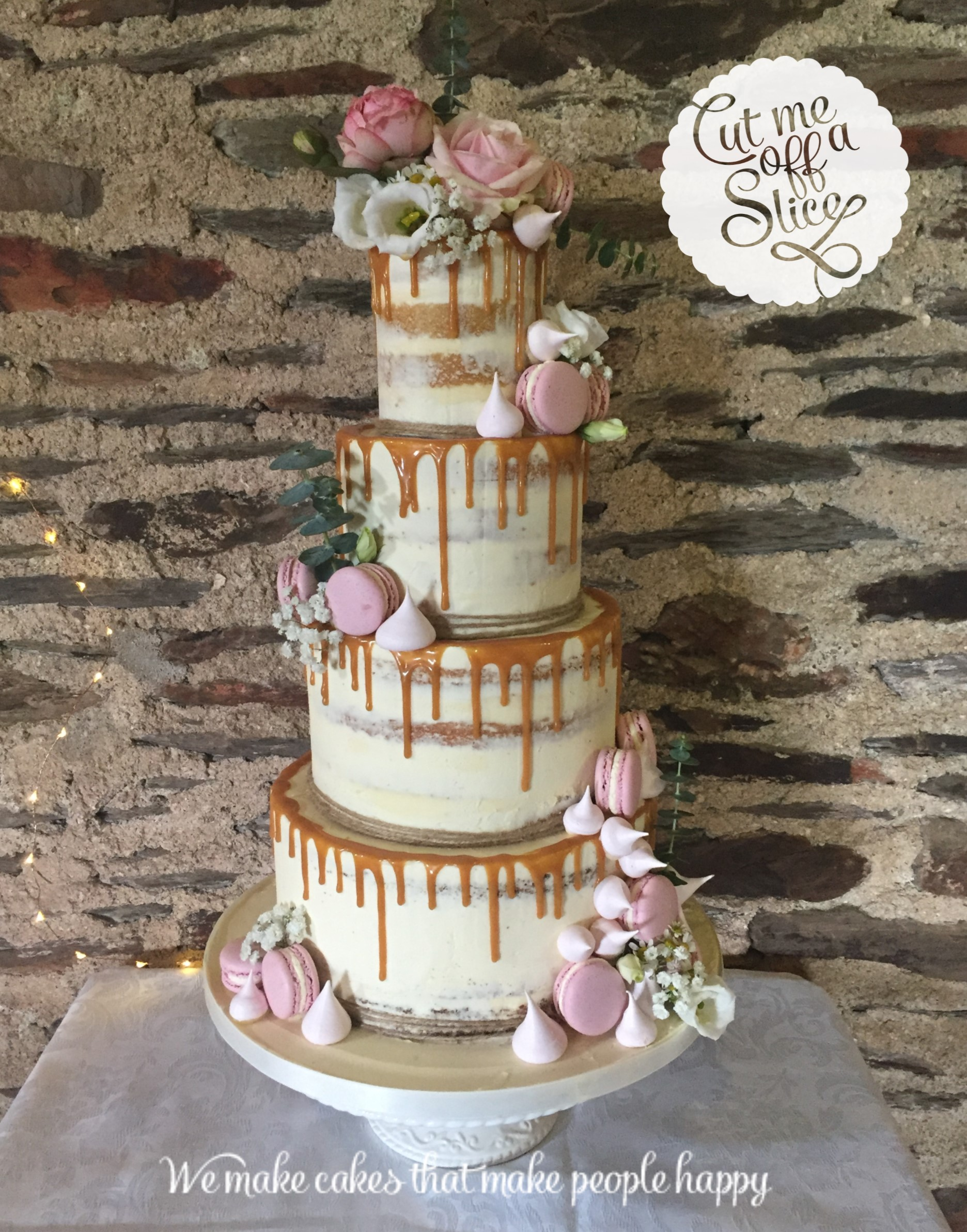 How To Cut A Wedding Cake Square