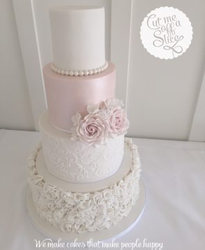 4-tier-white-and-blush-pink-wedding-cake-white-ruffle-cake-stencil-pink-roses