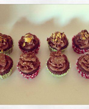 Choccy Cupcakes