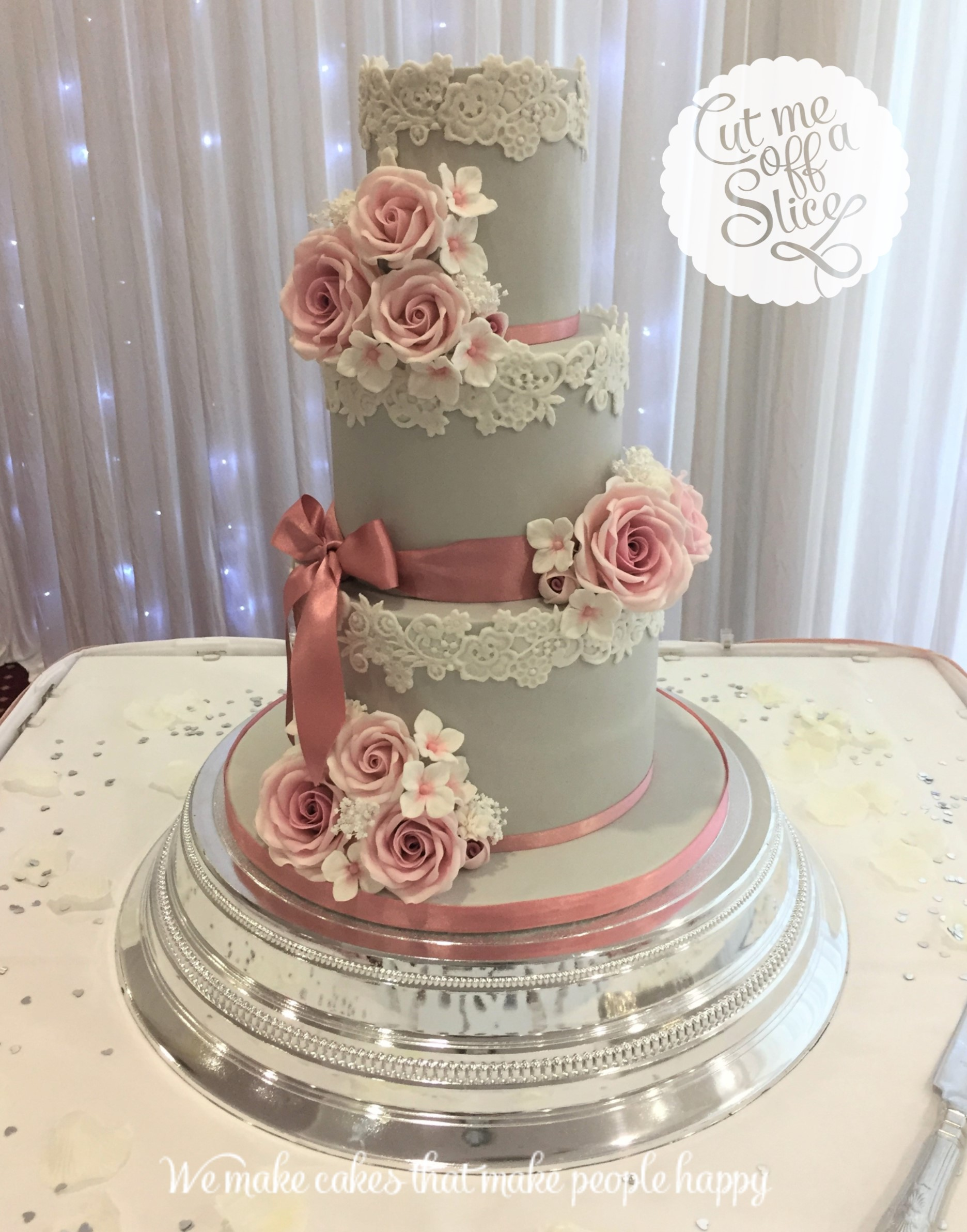 Inspiration For Vintage Wedding Cakes And Cupcakes In