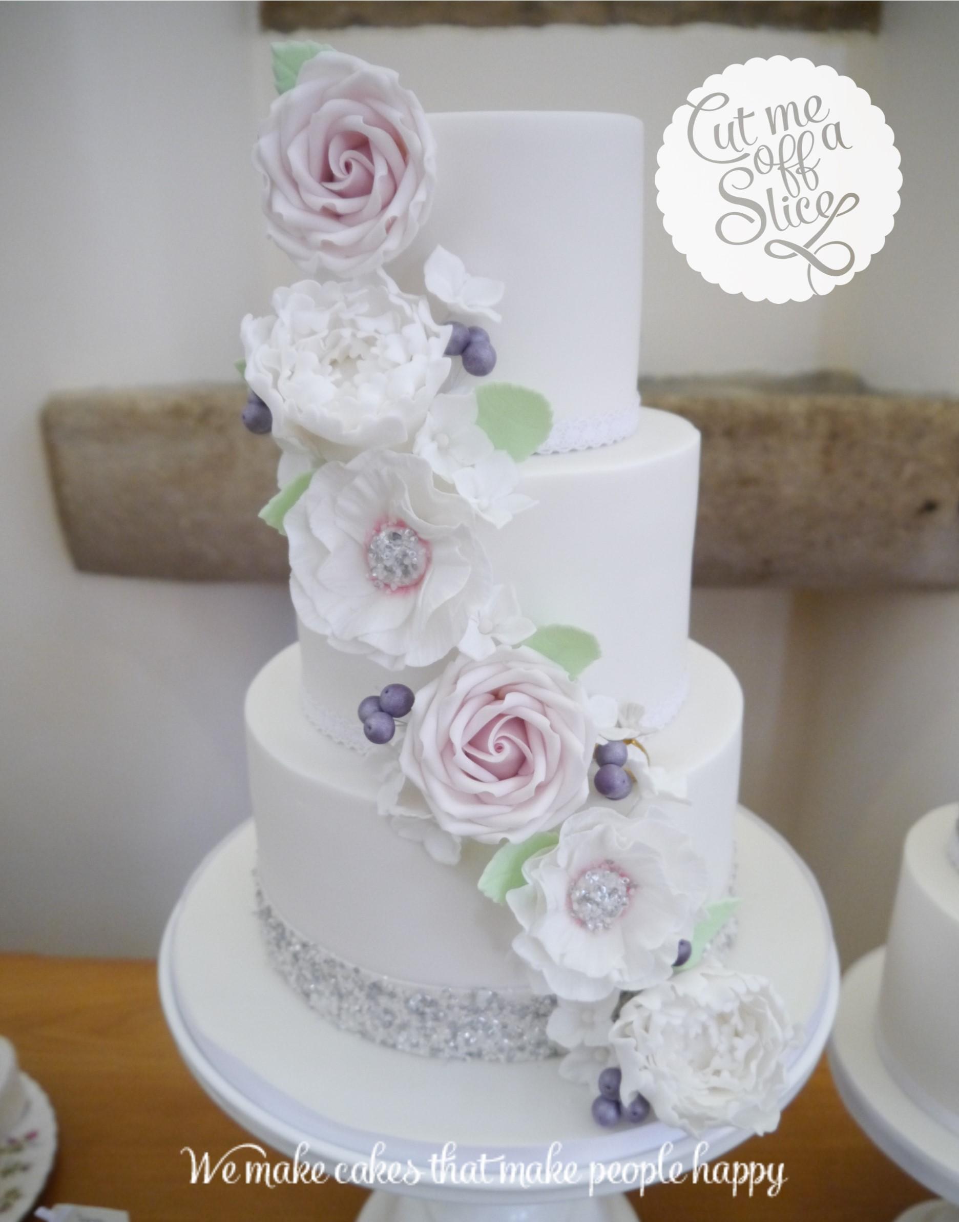 Contemporary Cut Wedding Cake Frieze - Wedding Idea 2018 ...