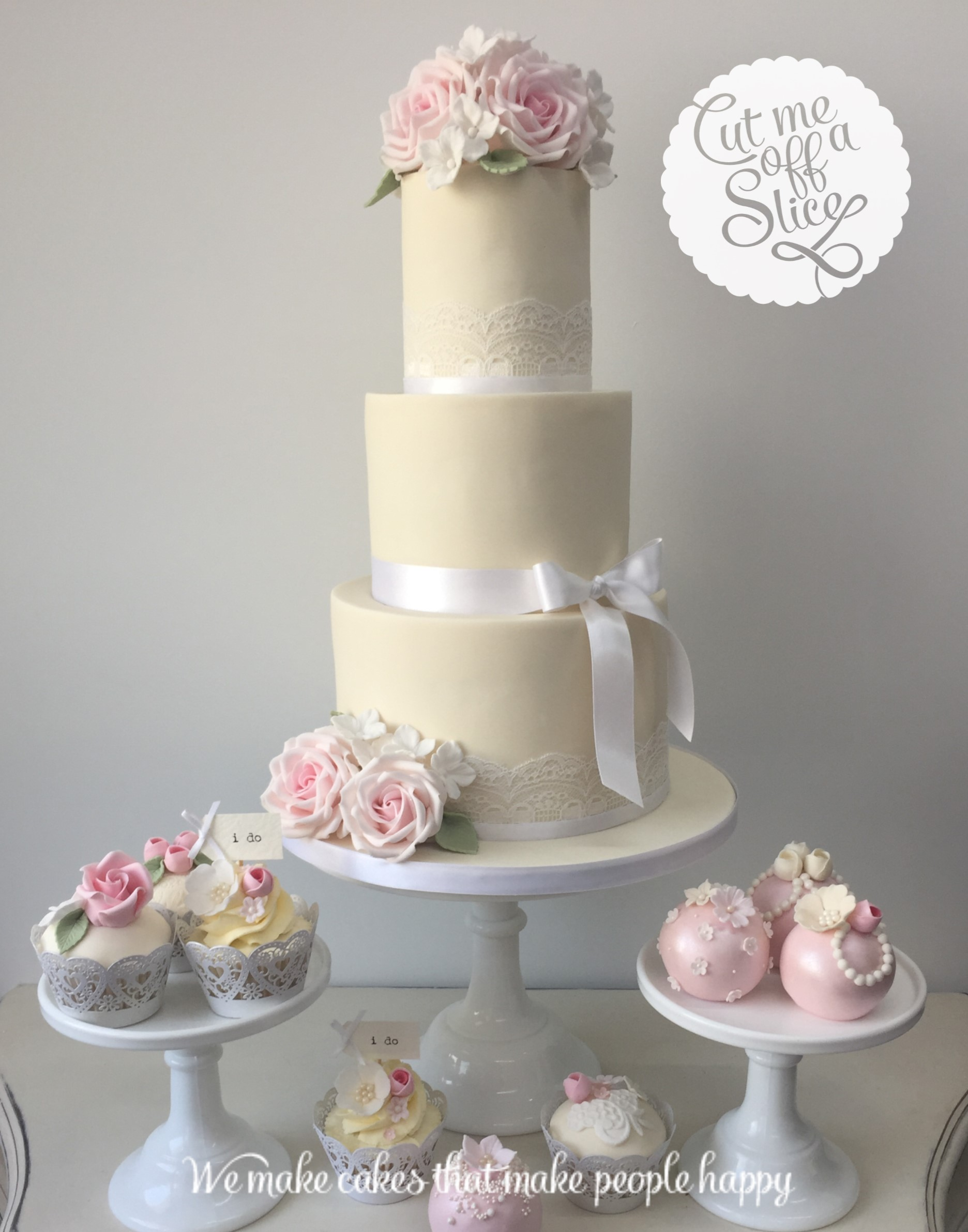 Cake Tables - Wedding Cakes , Cut me off a slice, the cake makers ...
